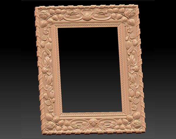 3D Photo & Mirror Frames SB3DPMF157