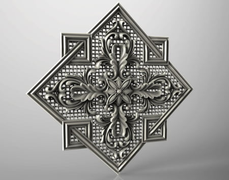 3D Carving Designs SB3DCD056