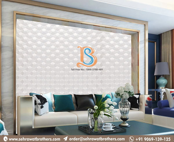 3D Wall Panels SB3DWP2052
