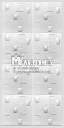 3D Wall Panels SB3DWP1007