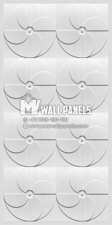 3D Wall Panels SB3DWP1012