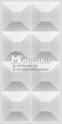 3D Wall Panels SB3DWP1018