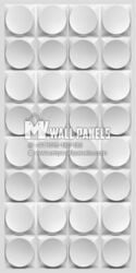3D Wall Panels SB3DWP1021