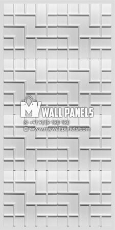 3D Wall Panels SB3DWP1032