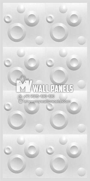 3D Wall Panels SB3DWP1023