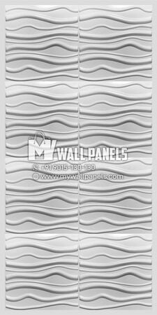 3D Wall Panels SB3DWP1045