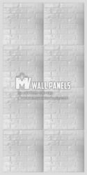 3D Wall Panels SB3DWP1070