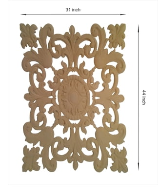 FS 3D MDF Carving Design