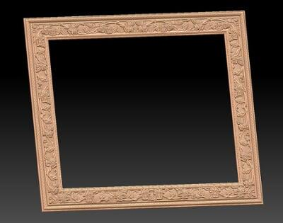 3D Photo & Mirror Frames SB3DPMF002