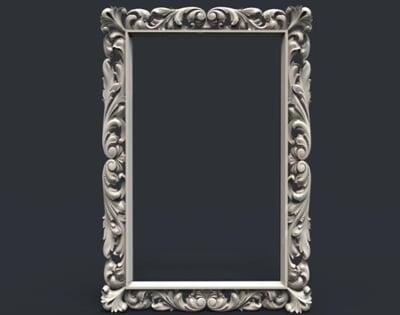 3D Photo & Mirror Frames SB3DPMF004