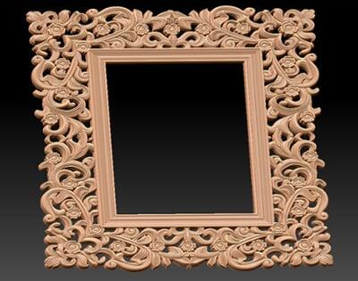 3D Photo & Mirror Frames SB3DPMF005