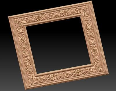 3D Photo & Mirror Frames SB3DPMF006