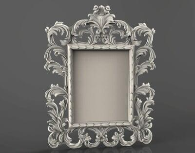 3D Photo & Mirror Frames SB3DPMF010