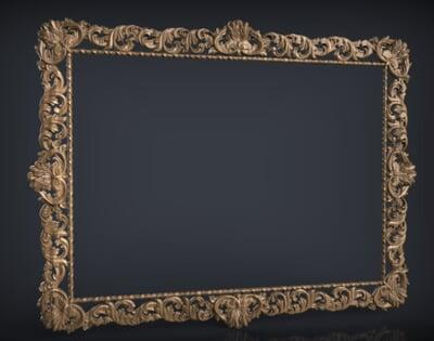 3D Photo & Mirror Frames SB3DPMF011