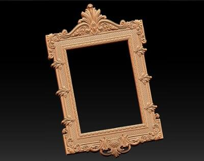 3D Photo & Mirror Frames SB3DPMF012