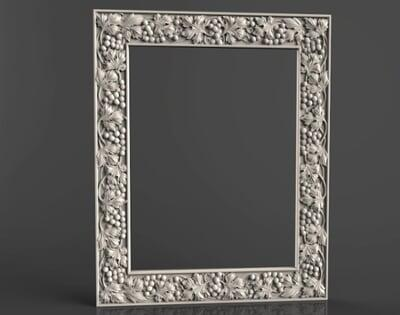 3D Photo & Mirror Frames SB3DPMF013