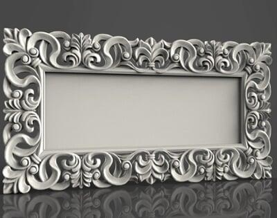 3D Photo & Mirror Frames SB3DPMF014