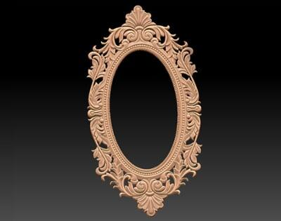 3D Photo & Mirror Frames SB3DPMF016