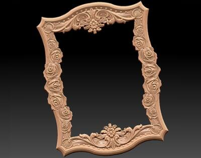 3D Photo & Mirror Frames SB3DPMF019