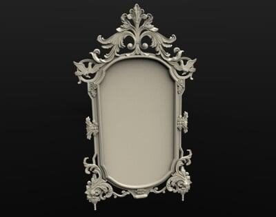 3D Photo & Mirror Frames SB3DPMF020