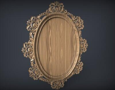 3D Photo & Mirror Frames SB3DPMF022
