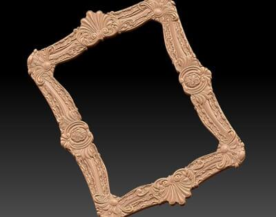 3D Photo & Mirror Frames SB3DPMF023
