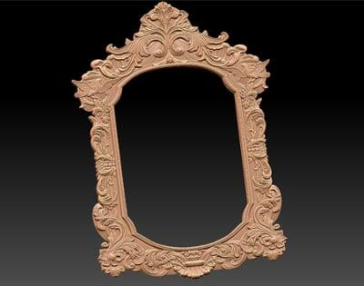 3D Photo & Mirror Frames SB3DPMF024