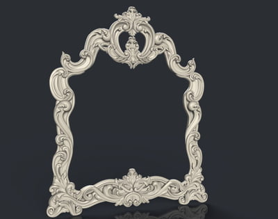 3D Photo & Mirror Frames SB3DPMF025