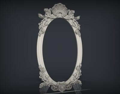 3D Photo & Mirror Frames SB3DPMF026