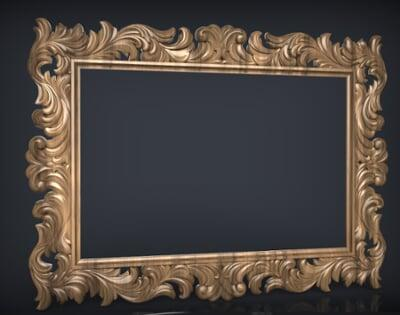3D Photo & Mirror Frames SB3DPMF027