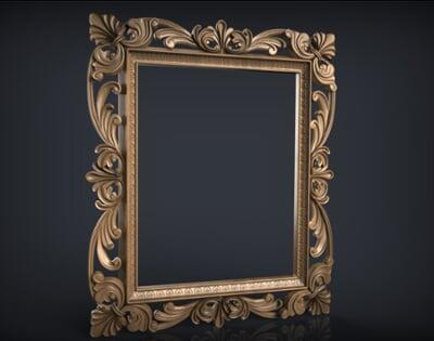 3D Photo & Mirror Frames SB3DPMF031