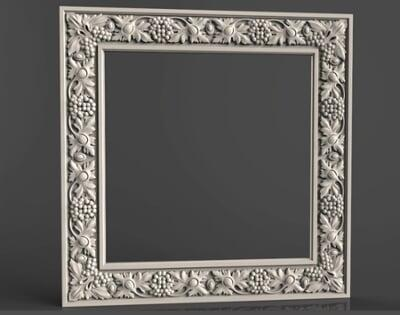 3D Photo & Mirror Frames SB3DPMF034
