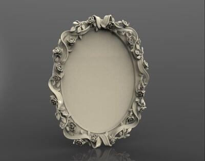 3D Photo & Mirror Frames SB3DPMF036