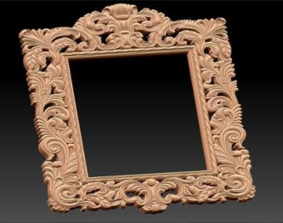 3D Photo & Mirror Frames SB3DPMF037