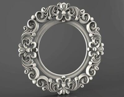 3D Photo & Mirror Frames SB3DPMF038