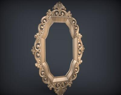 3D Photo & Mirror Frames SB3DPMF039