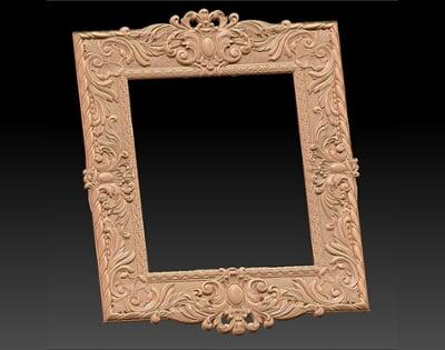 3D Photo & Mirror Frames SB3DPMF040