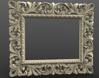 3D Photo & Mirror Frames SB3DPMF042
