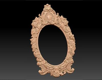 3D Photo & Mirror Frames SB3DPMF043