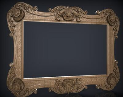 3D Photo & Mirror Frames SB3DPMF046