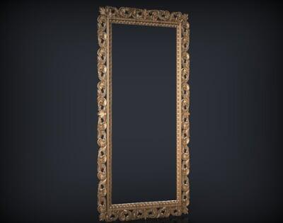 3D Photo & Mirror Frames SB3DPMF047