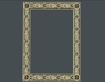 3D Photo & Mirror Frames SB3DPMF048