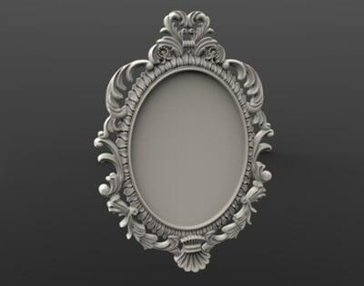 3D Photo & Mirror Frames SB3DPMF053