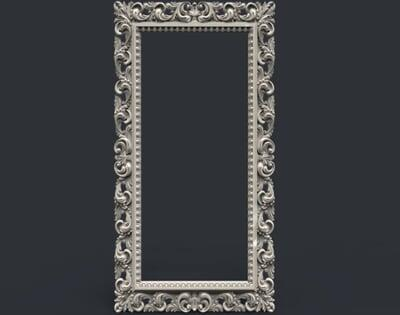 3D Photo & Mirror Frames SB3DPMF054