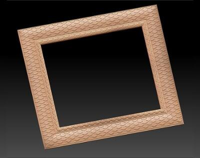 3D Photo & Mirror Frames SB3DPMF055