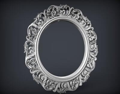 3D Photo & Mirror Frames SB3DPMF057