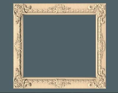 3D Photo & Mirror Frames SB3DPMF060