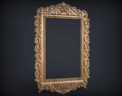 3D Photo & Mirror Frames SB3DPMF061