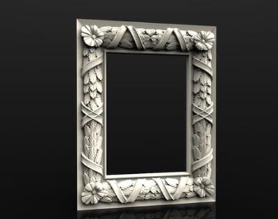 3D Photo & Mirror Frames SB3DPMF062