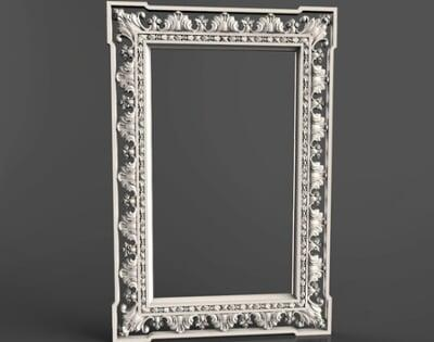 3D Photo & Mirror Frames SB3DPMF063